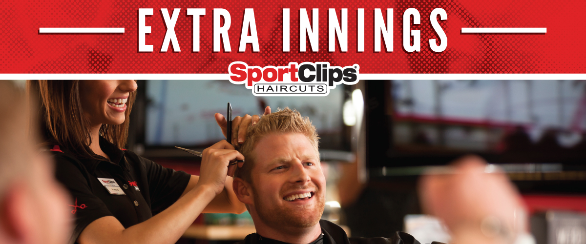 The Sport Clips Haircuts of Sandy- South Towne Extra Innings Offerings